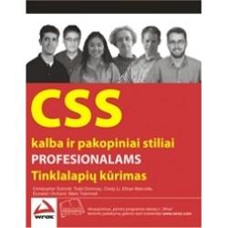 CSS kalba ir pakopiniai...