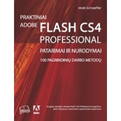 Praktiniai Adobe Flash CS4...