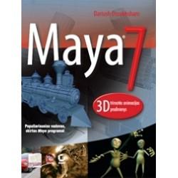 Maya 7 trimatės animacijos...