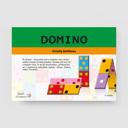 Žaidimas. Domino