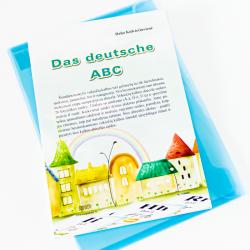 Vokiečių kalbos abėcėlė II