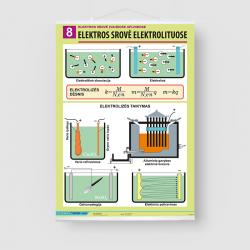 Elektros srovė elektrolituose