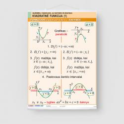Kvadratinė funkcija (1)
