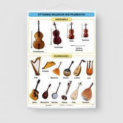 Styginiai muzikos instrumentai