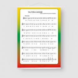 Tautiška giesmė