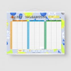 Orų kalendorius