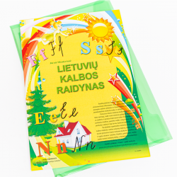 Lietuvių kalbos raidynas I