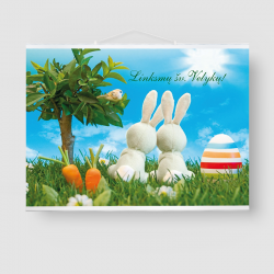 Linksmų šv.Velykų!
