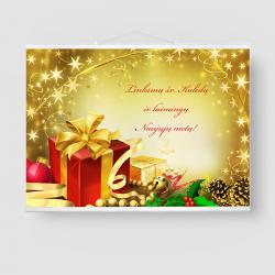Linksmų šv. Kalėdų ir...